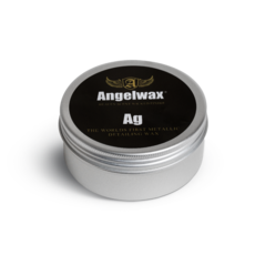 AG SILVER METALLIC WAX